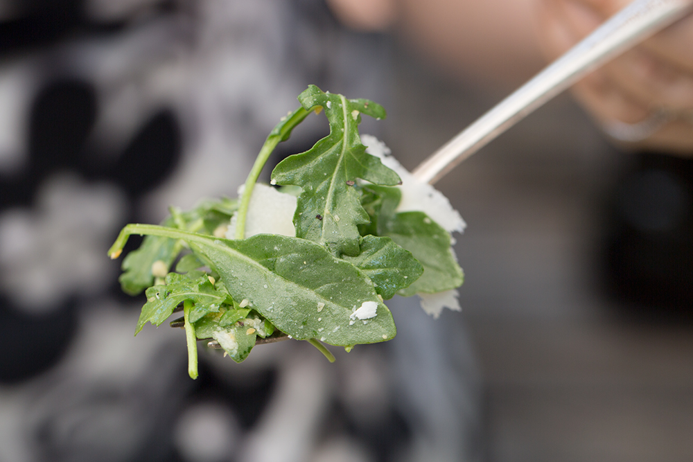 Zoe Crosher's Arugula Salad