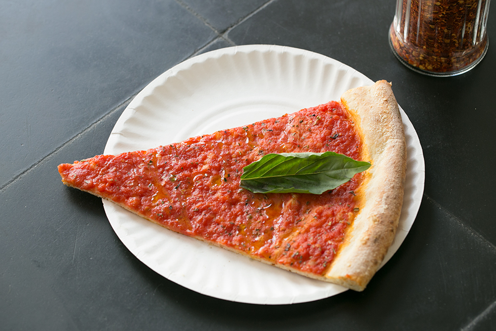 Best Pizza's Arugula and Tangy Raisin Salad