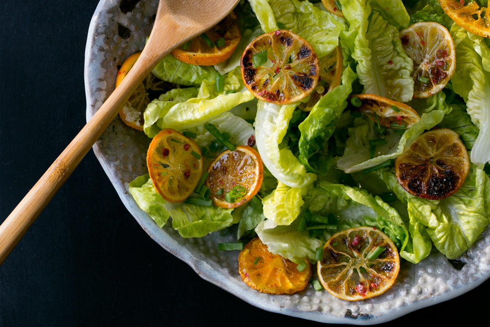 Lydia Glenn-Murray's Candied Citrus Salad
