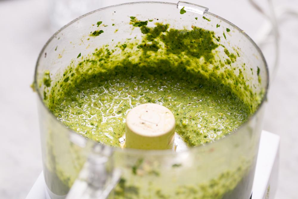 Mina Stone's Pesto Pasta Salad