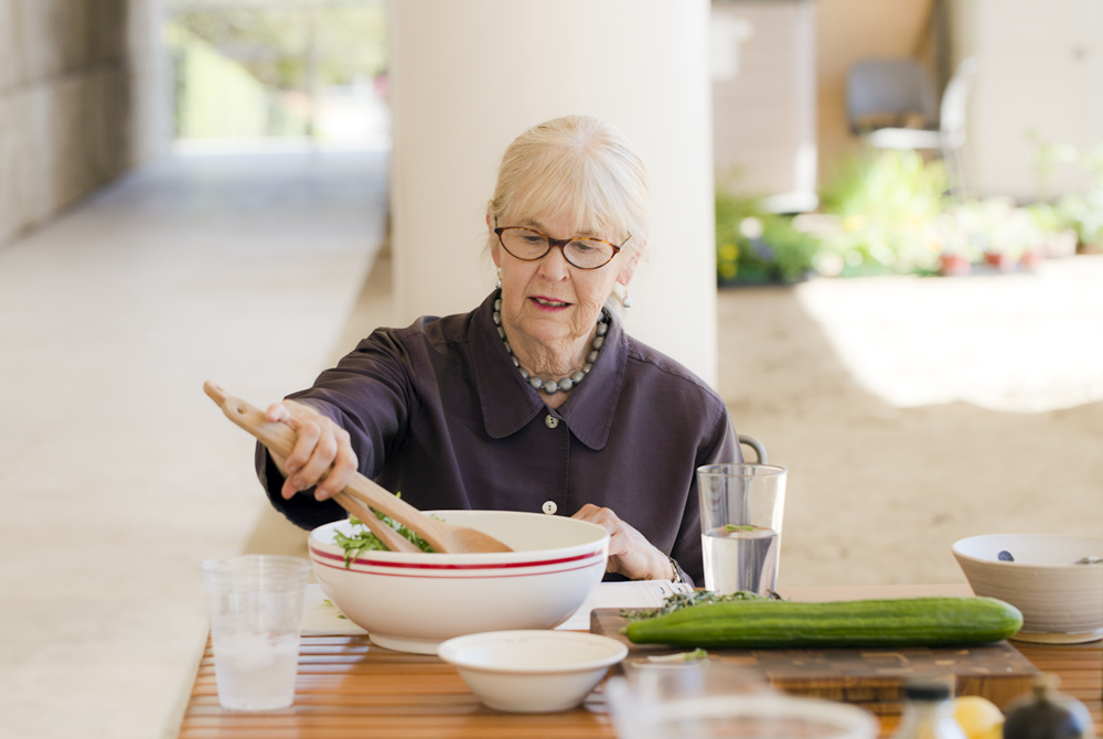 Marcia Reed's Garden Salad