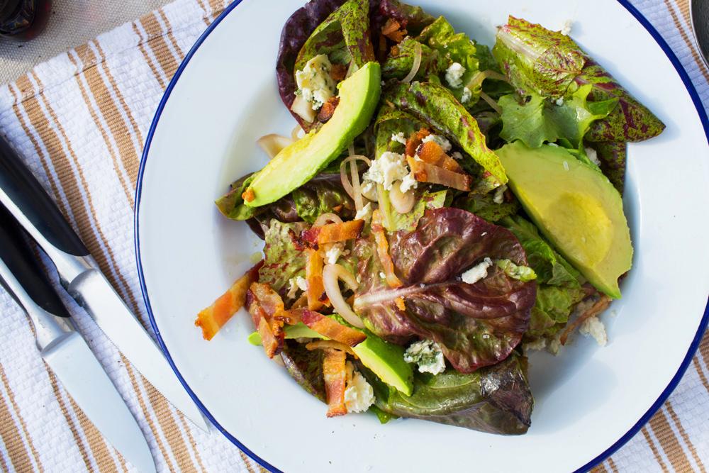 Robert Irwin's Brentwood Cobb Salad