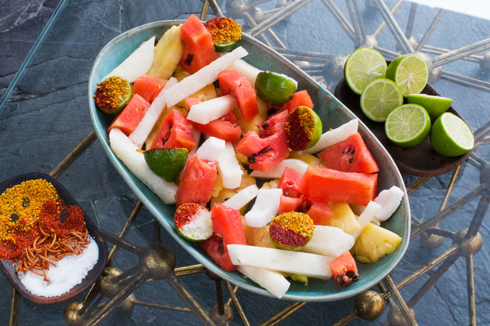 fruits basket mexican fruit salad