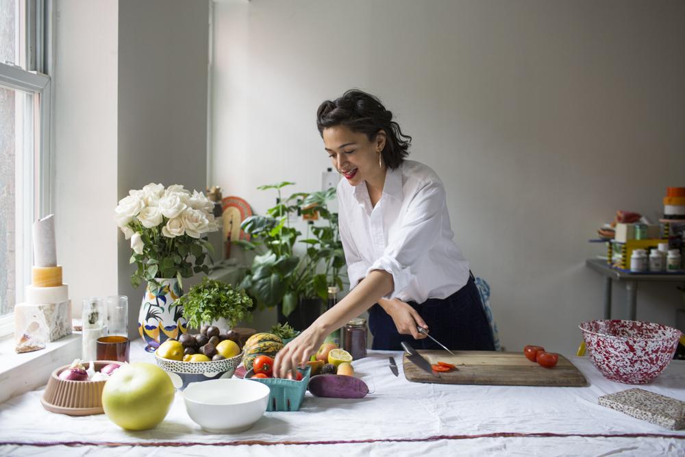 Laila Gohar's Turkish Tomato Salad