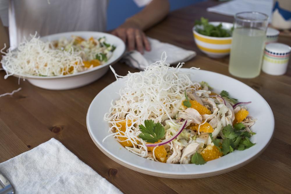 Juliana Romano's 'Chinese' Chicken Salad