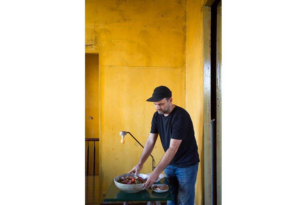Leif Hedendal's Puntarelle Salad