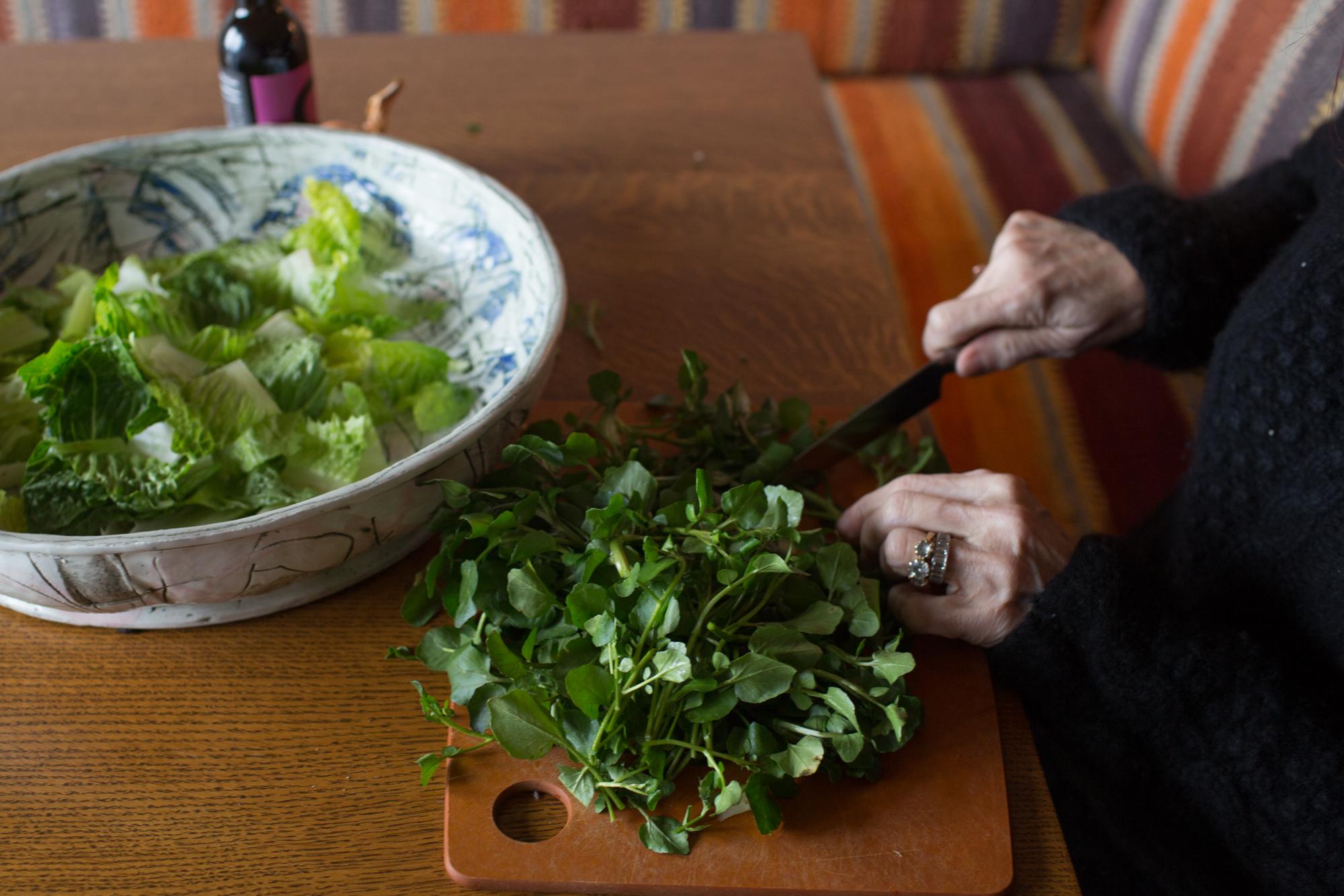 Mandy Aftel's Point Reyes Salad