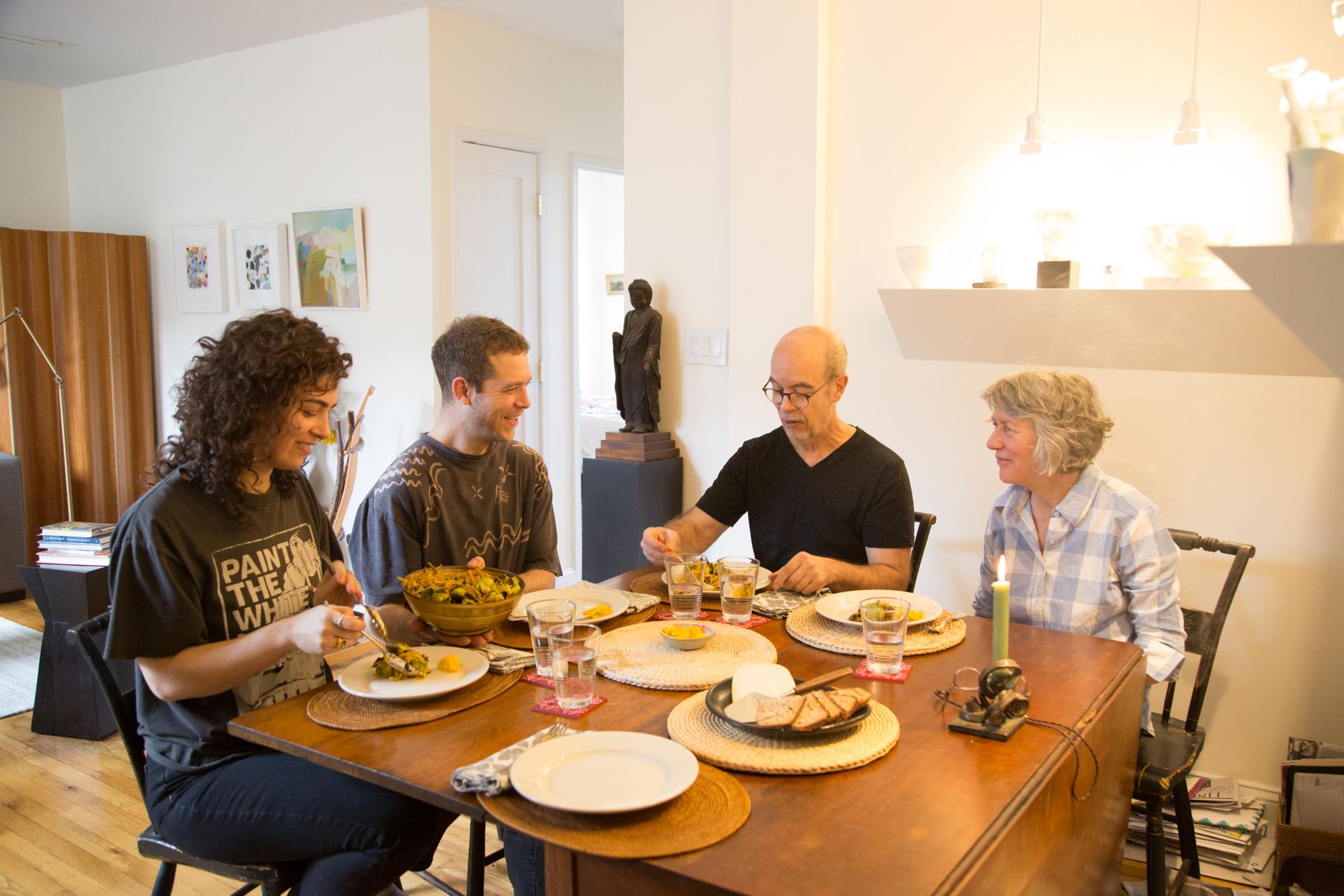 Marks' Family Salad