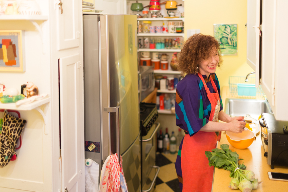 Ellen Altfest's Very Green Salad