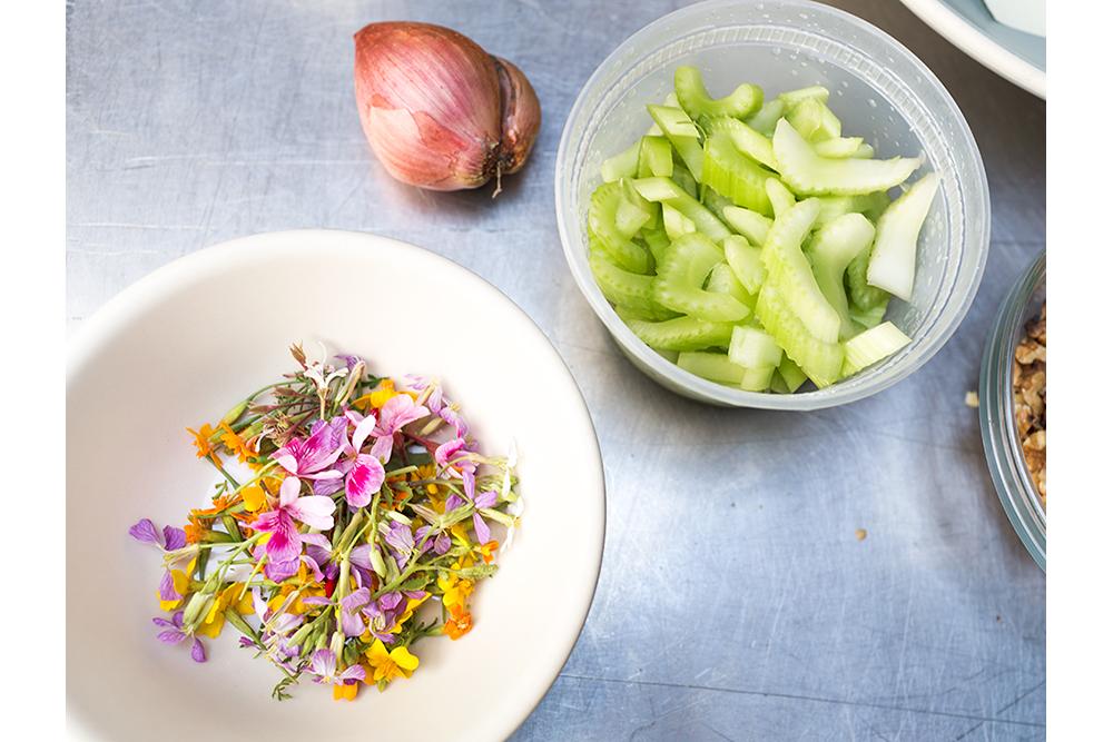 Mushrooms, Mead and…Salad