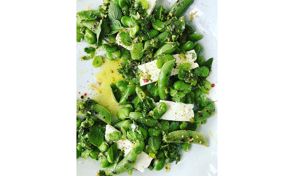 Lemon Balm Salsa Verde Recipe