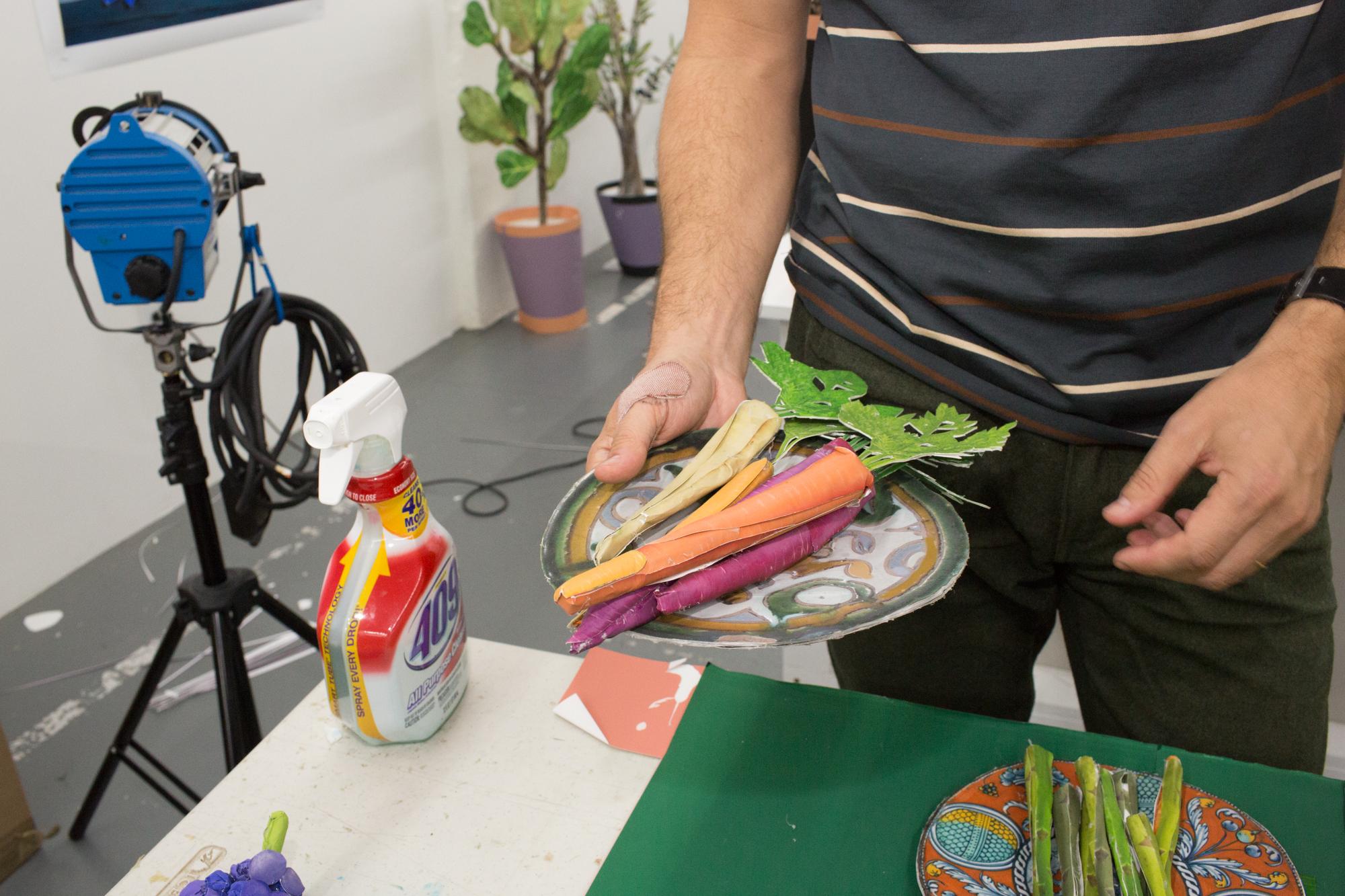 Daniel Gordon's Paper Salad
